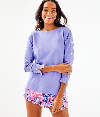 Milton Boatneck Sweater, Blue Hyacinth, large 0
