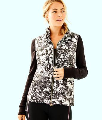 Elyn Puffer Vest, , large