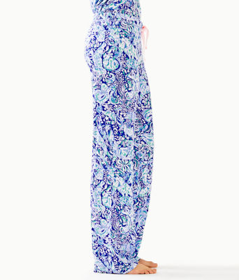 """30"""" Pj Knit Pant, Royal Purple 60 Animals, large 2"""