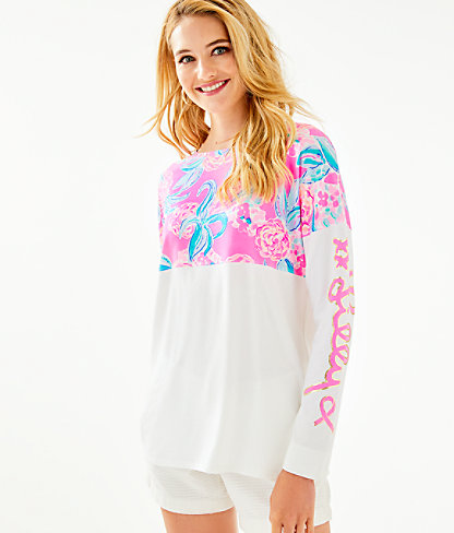 Finn Top, Prosecco Pink Pinking Positive, large 0