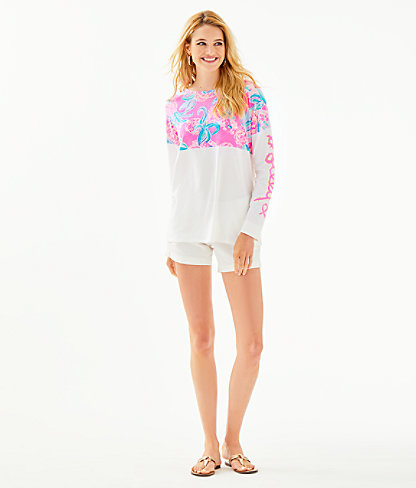 Finn Top, Prosecco Pink Pinking Positive, large 2