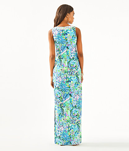 Donna Maxi Romper, Multi Lillys House, large 1