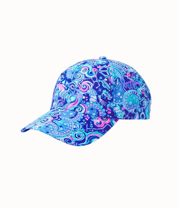 Run Around Hat, Lapis Lazuli Cosmic Kismet Accessories Small, large