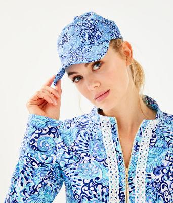 Run Around Hat, Light Aqua Spritz Accessories Small, large