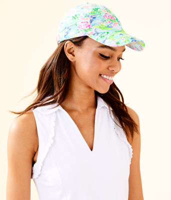 Run Around Hat, Multi Honda Classic Toile Small, large 0