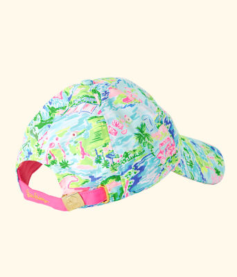 Run Around Hat, Multi Honda Classic Toile Small, large 1
