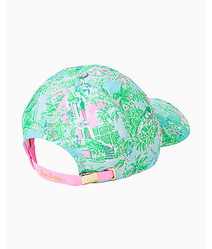 Run Around Hat, Multi Lilly Loves Palm Beach Small, large 1