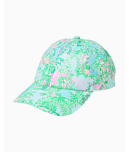 Run Around Hat, Multi Lilly Loves Palm Beach Small, large 2