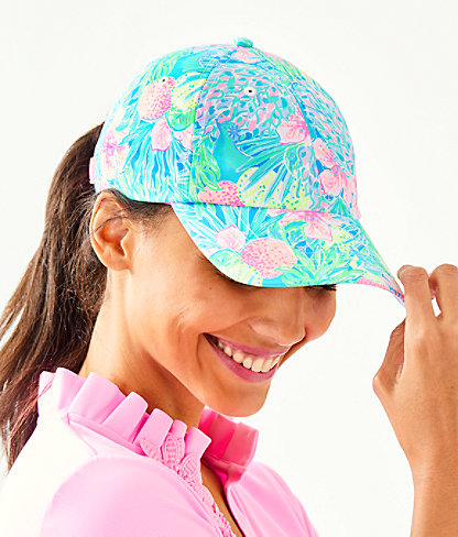 Run Around Hat, Multi Swizzle In Accessories Small, large 0