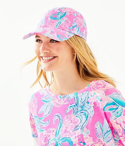Run Around Hat, Prosecco Pink Pinking Positive Small, large 0
