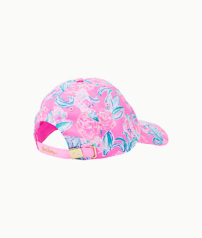 Run Around Hat, Prosecco Pink Pinking Positive Small, large 1