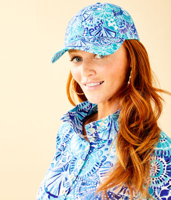 Run Around Hat, Turquoise Oasis Half Shell Accessories Small, large 0