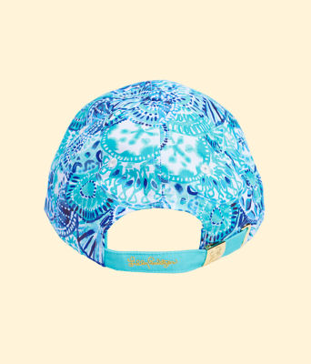 Run Around Hat, Turquoise Oasis Half Shell Accessories Small, large 1