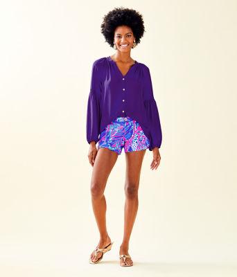 Anela Top, Royal Purple, large