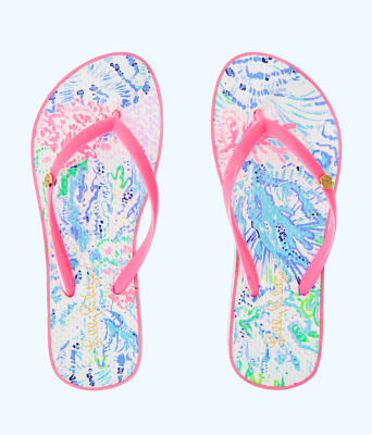 Pool Flip Flop, Multi Sink Or Swim Shoe, large 0