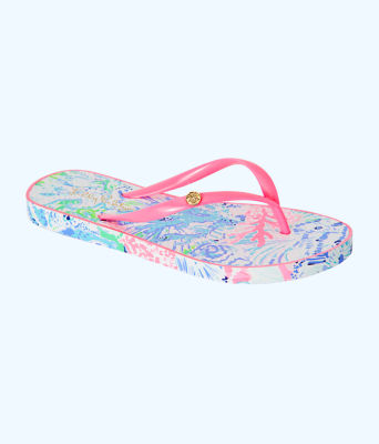 Pool Flip Flop, Multi Sink Or Swim Shoe, large 2
