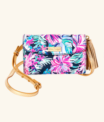 Mallorca Crossbody Bag, Multi Garden Get Away Accessories Small, large