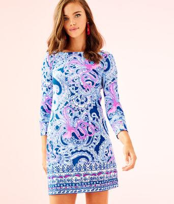 UPF 50+ Sophie Dress, Blue Grotto Legga Sea Engineered Sophie Dress, large 0