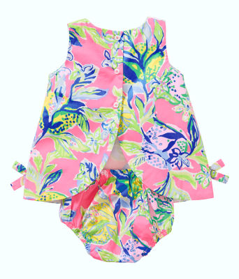 Baby Lilly Shift, Multi Squeeze The Day, large 2