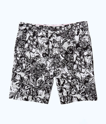 Mens Beaumont Short, Onyx With A Twist, large 0