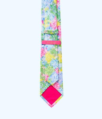 Mens Silk Tie, Multi Cheek To Cheek Tie, large 1