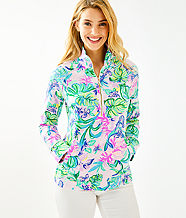 UPF 50+ Skipper Popover, Amethyst Tint Mermaid In The Shade, large