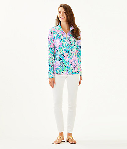 UPF 50+ Skipper Popover, Multi Bermudaful, large 2