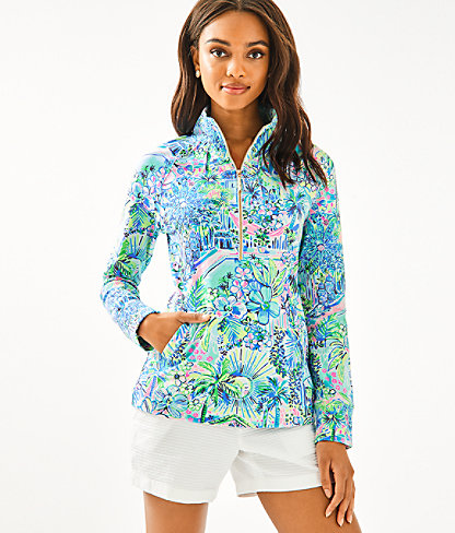 UPF 50+ Skipper Popover, Multi Lillys House, large 0