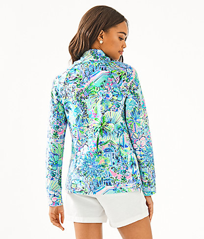 UPF 50+ Skipper Popover, Multi Lillys House, large 1
