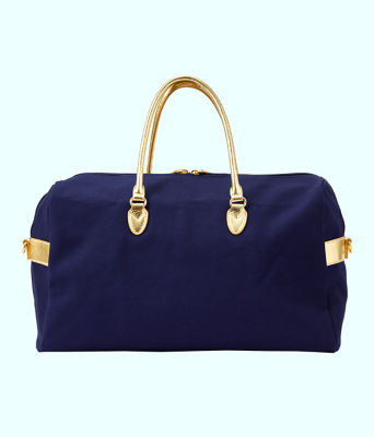 Gypsea Weekender Bag and Pouch Set, Inky Navy, large 3