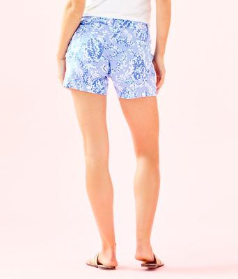 "5"" Callahan Knit Short, Blue Peri Turtley Awesome, large"