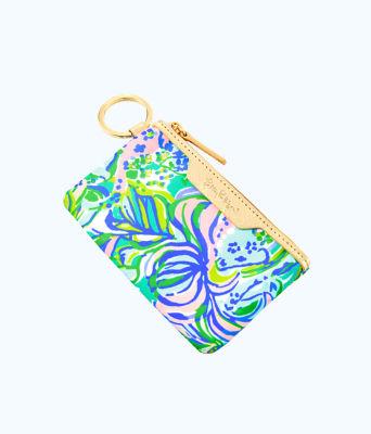 Key ID Card Case, Multi Feline Good Accessories Small, large 2