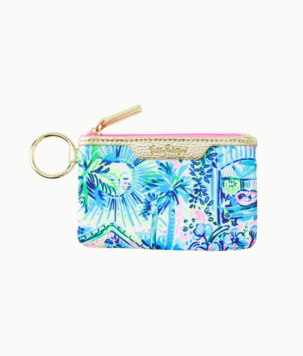 Key ID Card Case, Multi Lillys House Accessories Small, large