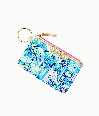 Key ID Card Case, Multi Lillys House Accessories Small, large 2