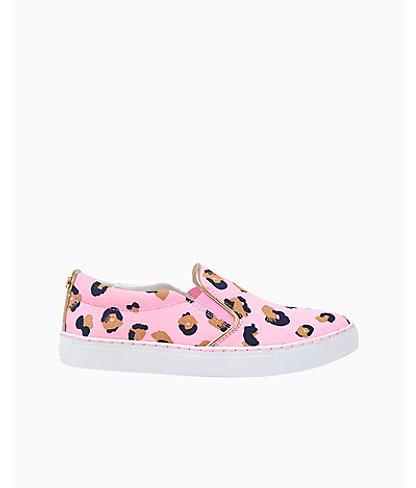 Julie Sneaker, Pink Blossom Seeing Spots, large 0