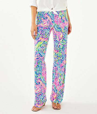 "33"" Georgia May Palazzo Pant, Multi Pop Up 60 Animals, large 0"