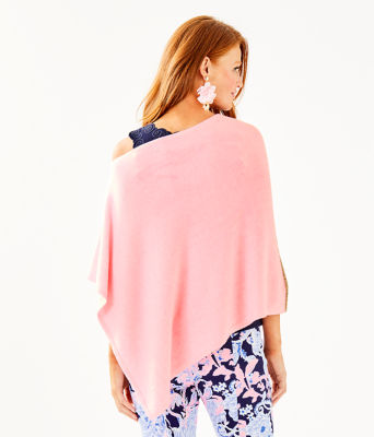 Corby Wrap, Coral Reef Tint Heather, large