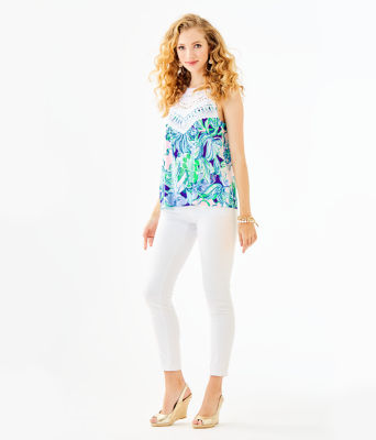 Dawn Halter Top, Multi Party Thyme, large 2