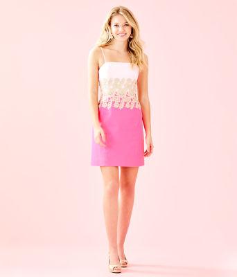 Kade Dress, Pink Tropics, large 3