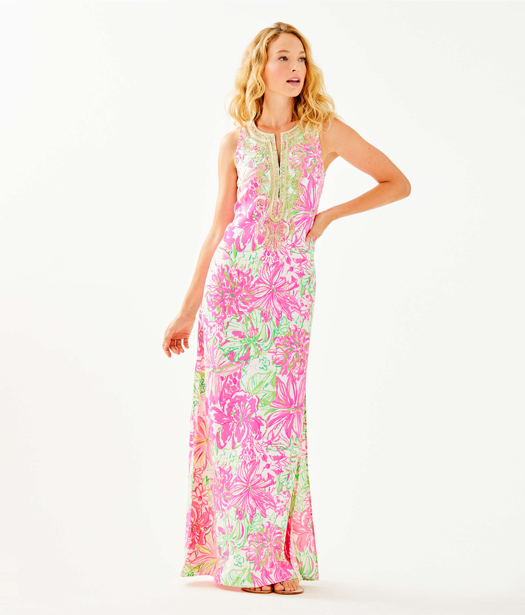 43187414278 ... Carlotta Maxi Dress