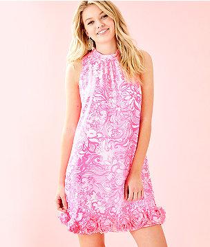 43dbd8a3d ... Pink Tropics Tint Bunny Hop, large · Linda Dress