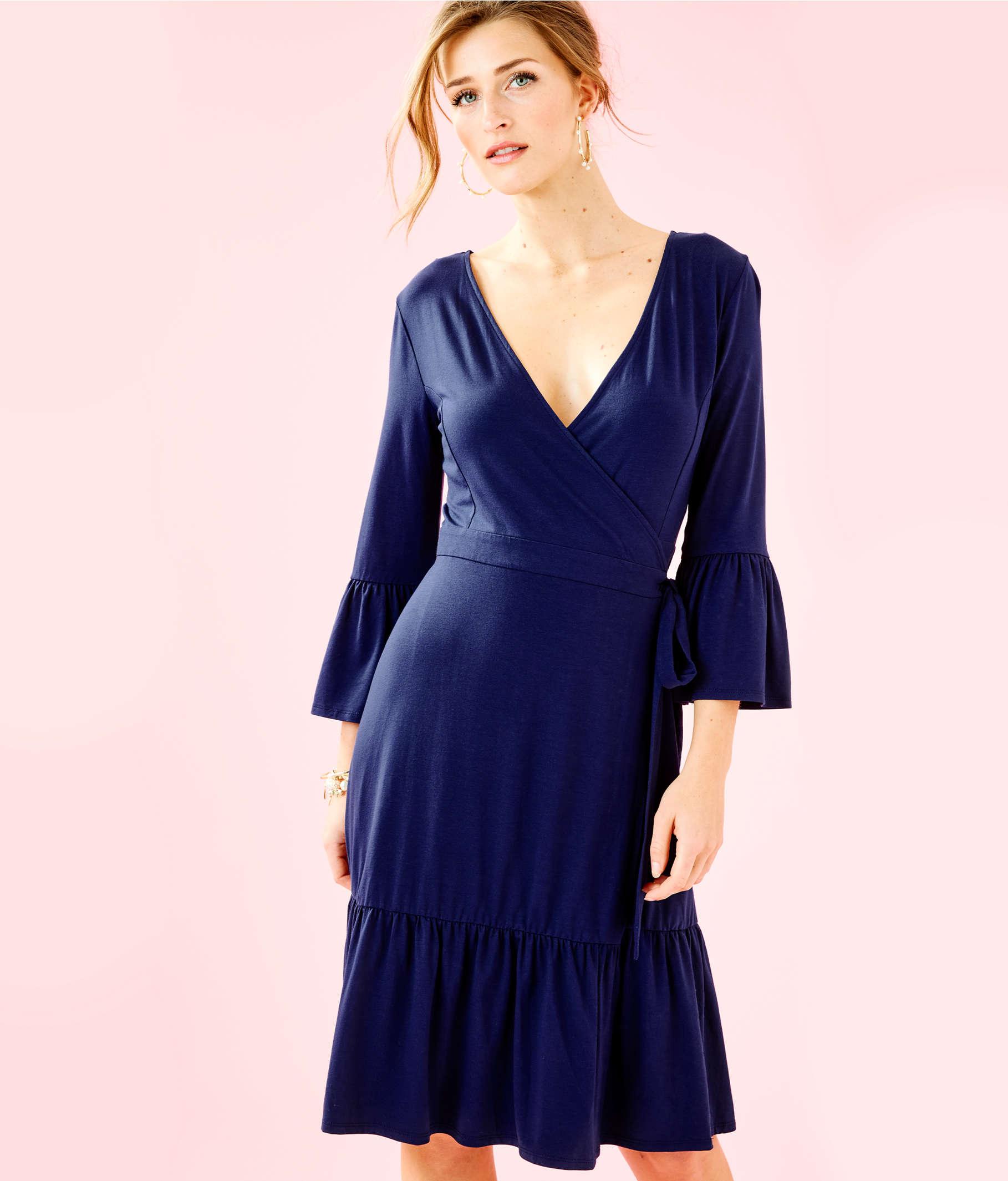 1bfd63525d ... Misha Wrap Dress
