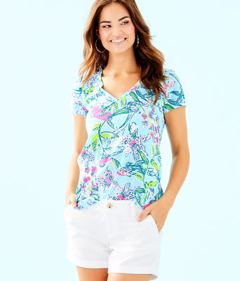 Etta Top, Bali Blue Sway This Way, large 0
