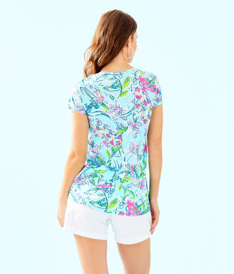 Etta Top, Bali Blue Sway This Way, large 1