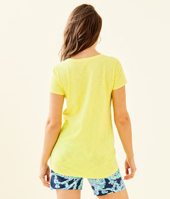 Etta Top, Watch Hill Yellow, large 1