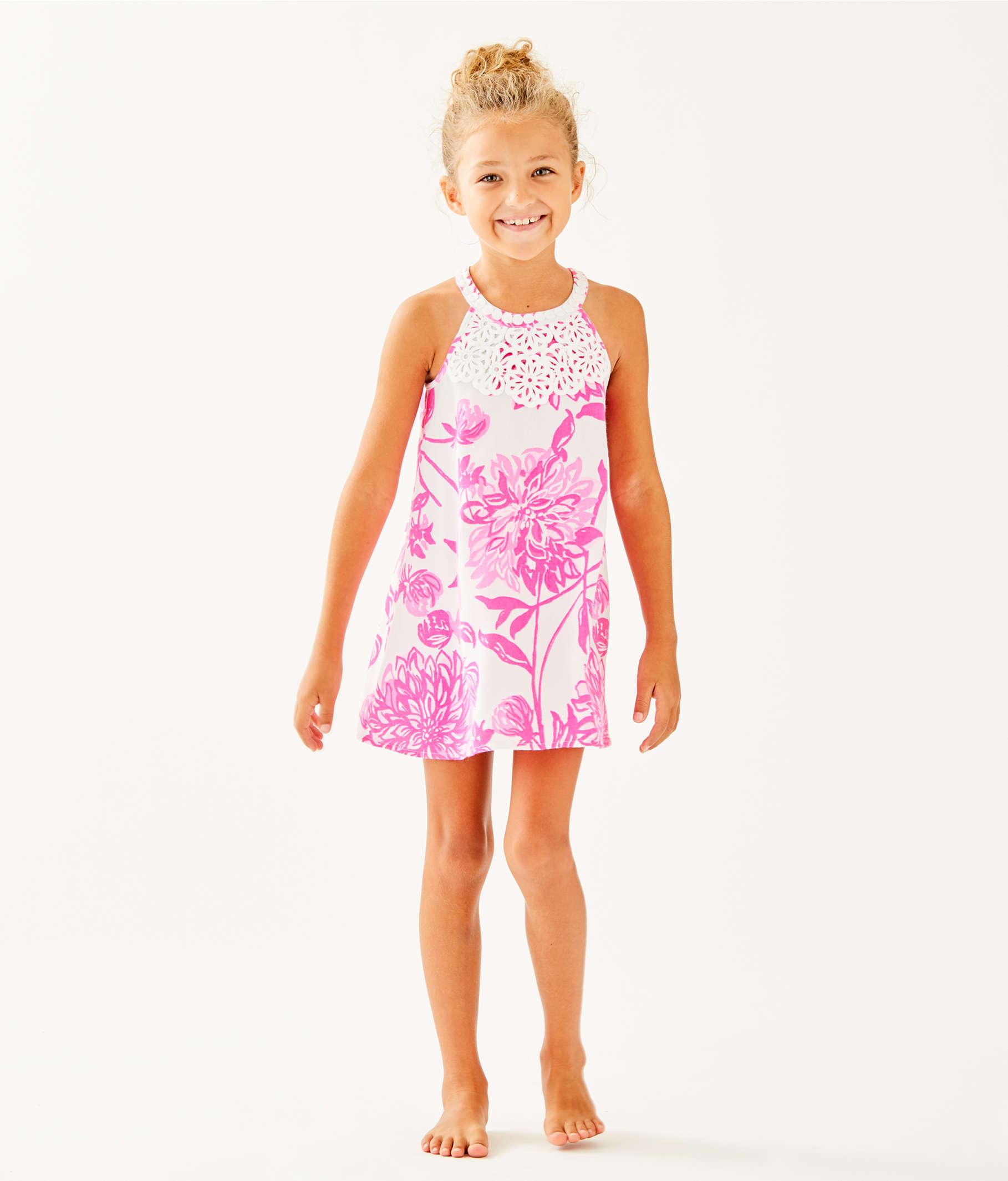 432c128dd3 ... Girls Mini Pearl Shift Dress