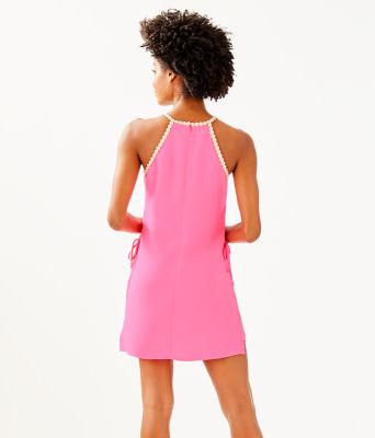Pearl Romper, Pink Tropics, large