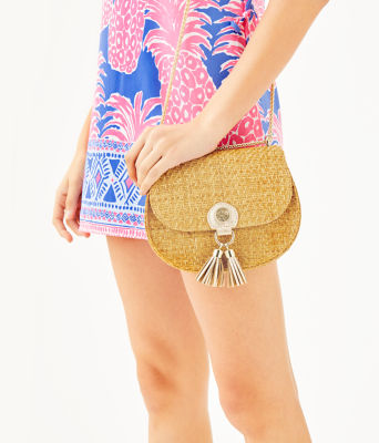 Sirena Crossbody Bag, Natural, large