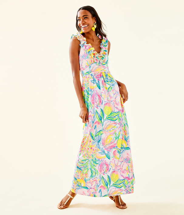 Leena Maxi Dress