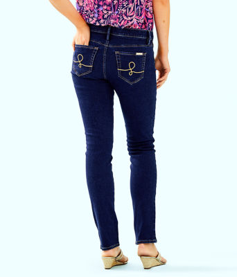 "31"" South Ocean Skinny Jean, Royal Palm Wash, large 1"